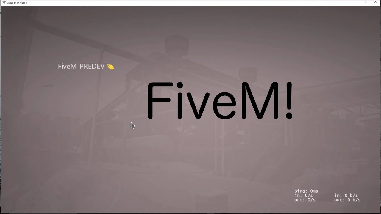 FiveM Custom Multiplayer Client for GTA 5 PC [Download ...