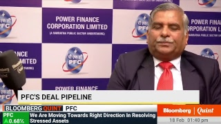 Power Finance Corporation On How The Company Plans To Fund REC's Proposed Merger