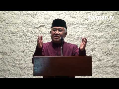 Ceramah Tarawih Prof.Dr.KH. Din Syamsudin, MA