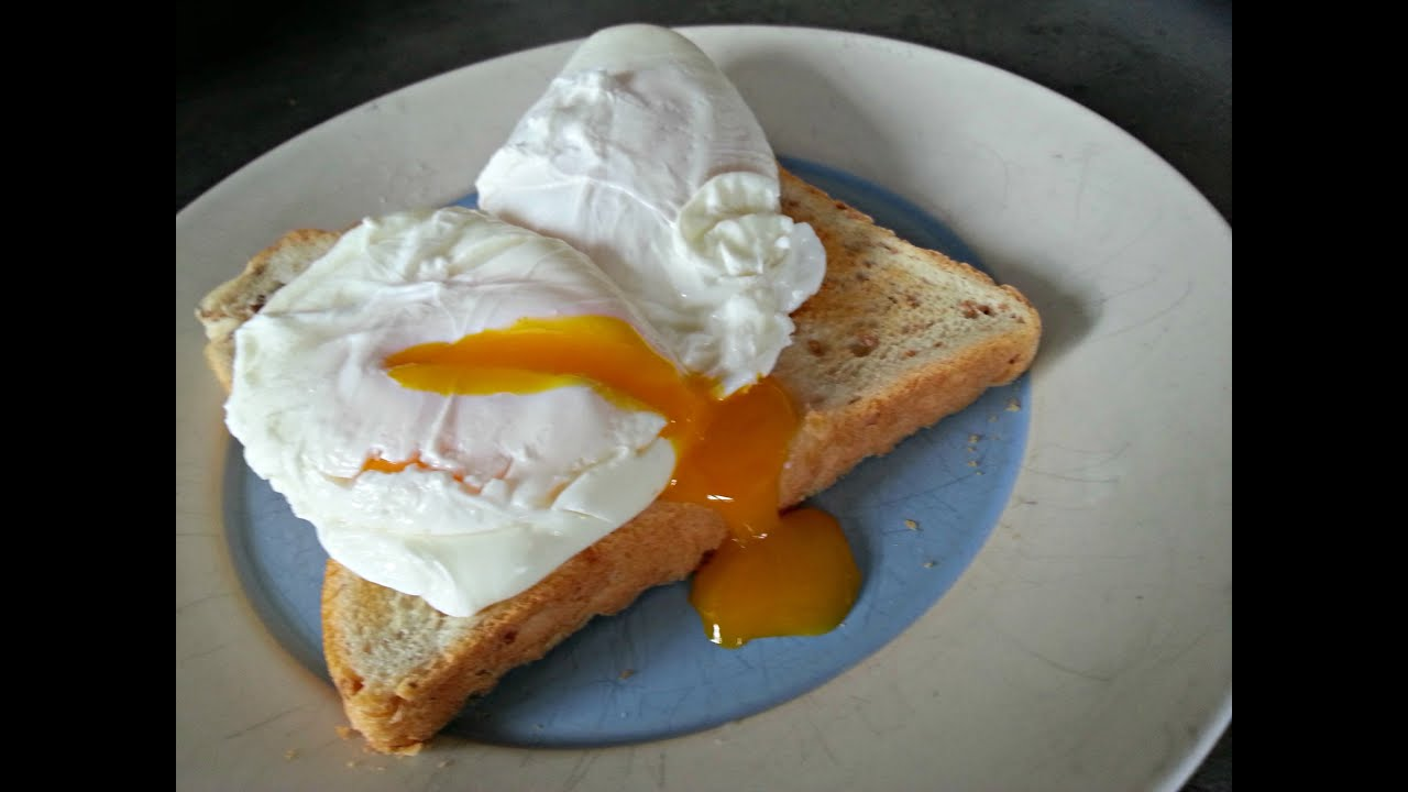 How to make the Perfect Poached Eggs - YouTube