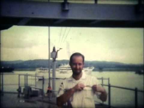 USS Richmond K. Turner (DLG-20)  onboard around 1973