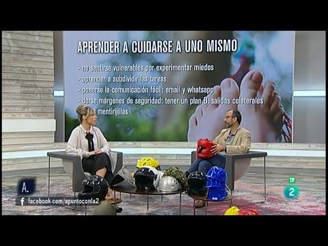 """Aprender a cuidarse, Rafael Santandreu en """"A punto con La 2"""""""