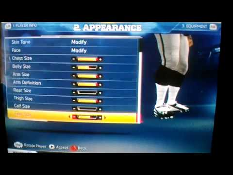 How to Create JaMarcus Russell in Madden 13