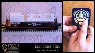 JGL LionChief Plus Command System Overview