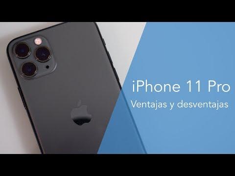 iPhone 11 Pro · Ventajas y desventajas
