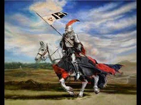 Medieval knights- Armour and Horse - YouTube