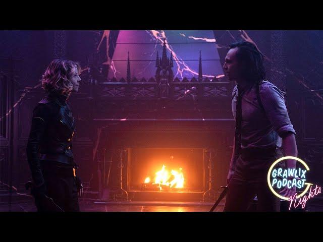 Loki Episode 6 Review & More | Grawlix Nights