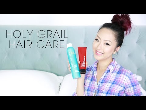 REVIEW | Holy Grail Hair Care + Styling Products