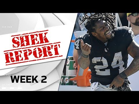 Top 4 Fails of Week 2 | Shek Report | NFL