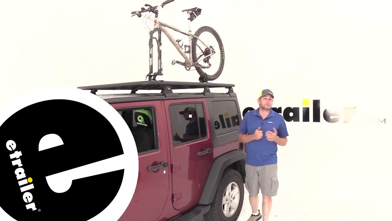 Thru Axle Bike Carrier for Rhino-Rack Pioneer Platforms Review -  etrailer com