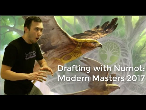 MTG | Drafting with Numot - Modern Masters 2017 #1