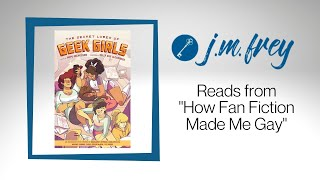 J.M. READS - The Secret Loves of Geek Girls