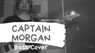 Captain Morgan   Bass Cover