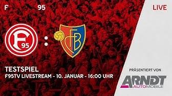 F95-TESTSPIEL   Fortuna Düsseldorf vs. FC Basel