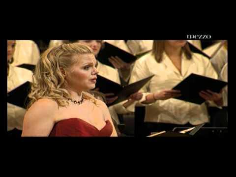 Nobel Prize Concert 2008 Conductor Gardiner met Miah Persson