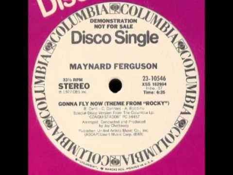 Maynard Ferguson - Gonna Fly Now (Theme From Rocky) Special Disco Version