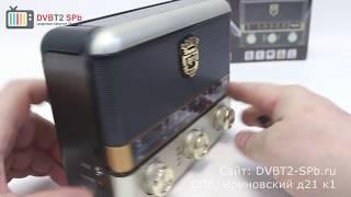 Meier M-U125 - обзор радиоприёмника с SD и USB