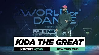 Kida the Great | FrontRow | World of Dance New York 2018 | #WODNY18