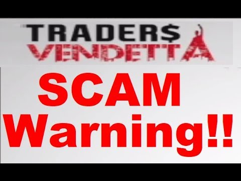Traders Vendetta Review: Corrupt Trading SCAM (New WARNING)