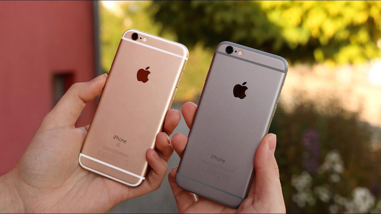 IPHONE 6S VS IPHONE 7 APPLE COM