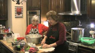 How To Cook Grammy's Chicken And Dressing