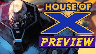 First Look at House of X, the Next X-Men Event