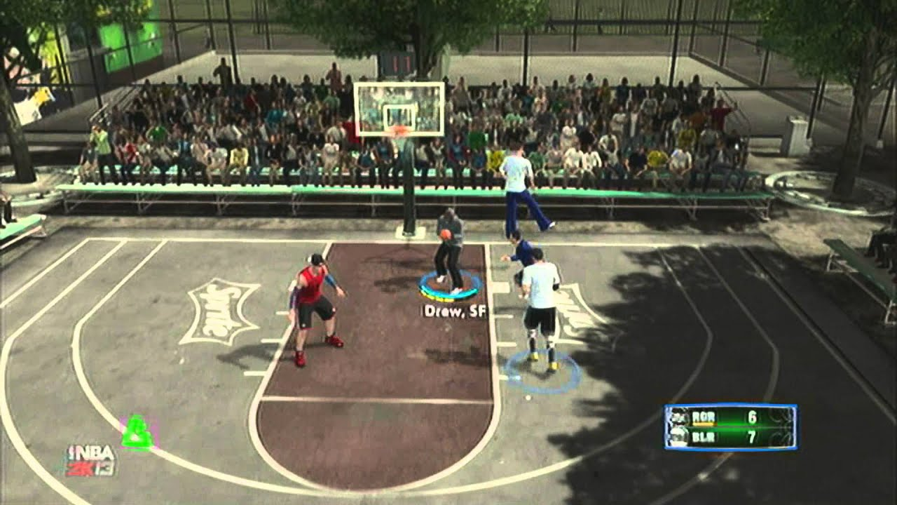 NBA 2k13 Uncle Drew Goes Online Episode 4