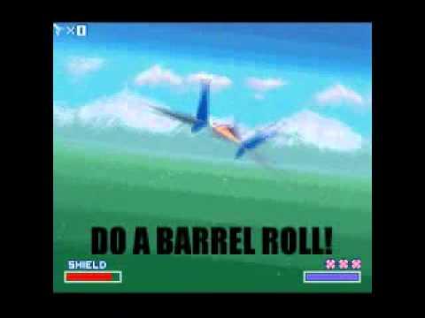 do a barrel roll 10 times