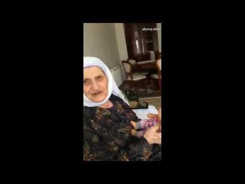 OYUNCAK BEBEĞİ GERÇEK SANAN  NİNE (...
