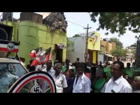 Ma Foi K. Pandiarajan AVADI Constituency AIADMK Candidate Video 5
