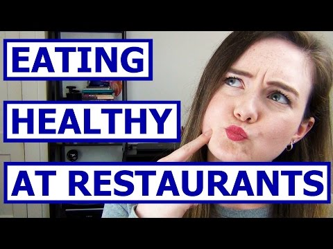 Strategies for Maintaining A Healthy Diet at Restaurants