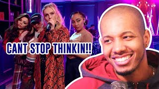 Little Mix – Think About Us (at the BRITs Are Coming) REACTION