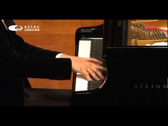 Lang Lang - La Campanella (Liszt)