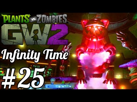 Plants vs. Zombies: Garden Warfare 2 Part 25 - Zombies Infin