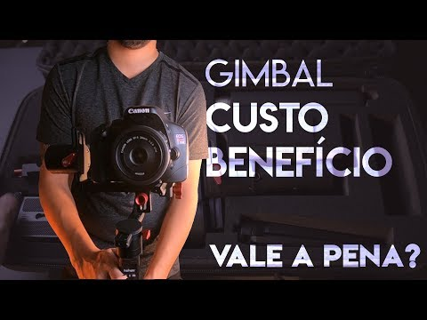 Gimbal BARATO Para DSLR - ISteady Gear Hohem