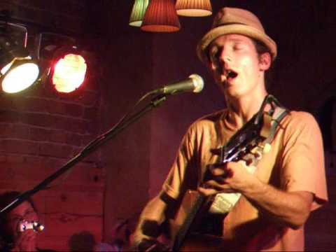 Jason Mraz - Zero Percent @ Dachkammer, Berlin, Germany