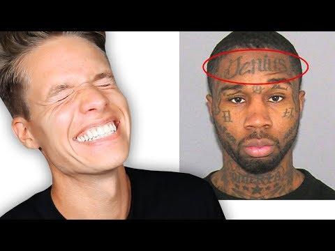 Die LUSTIGSTEN Tattoo Fails