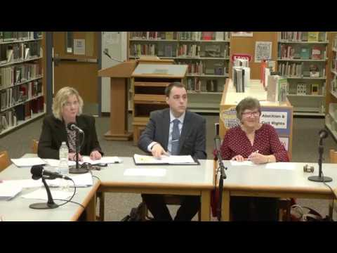 PVRSD Special Committee Meeting - April 12, 2018