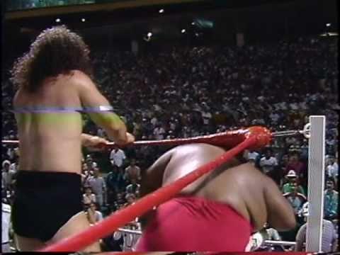 WWC: Bruiser Brody vs. Abdullah The Butcher (Very Low Audio)