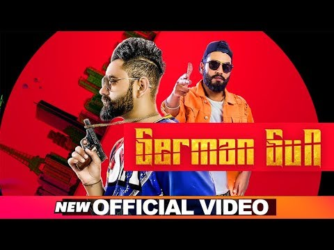 Amrit Maan | German Gun (Official Video) | Ft DJ Flow | Late