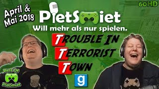 Best Of PietSmiet 🎮 TTT ┊ April & Mai 2018