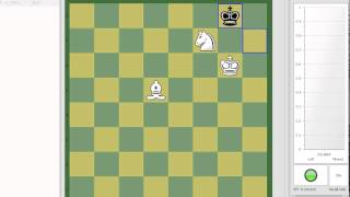 Quick Run of B+N Mate in Chess Position Trainer 5