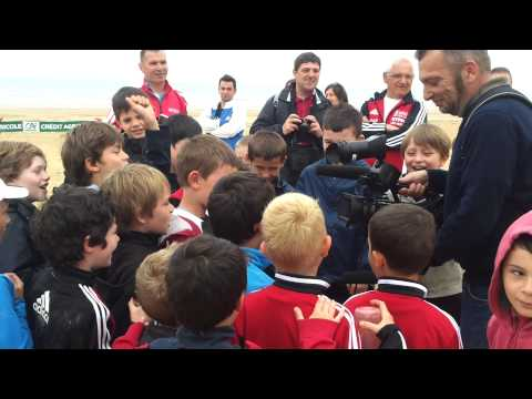 Foot Océane 2013 - Les Futures Stars Du Vendée Les Herbiers Football