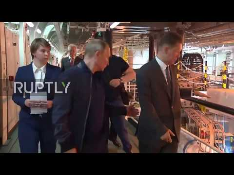 Russia: Turkish Stream 'ready to supply gas to South and South East Europe' - Putin