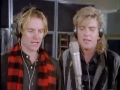 BAND AID - ♥ ✩ Do They Know It's Christmas? ♥ ✩ (1984 ...