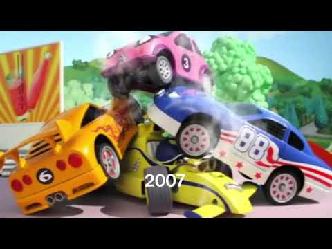 Every Accident In Roary The Racing Car