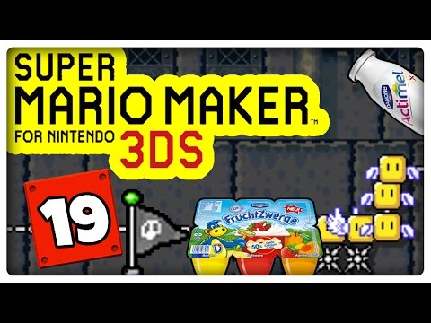 SUPER MARIO MAKER 3DS Part 19: Wenn Checkpoints ein Hindernis darstellen...