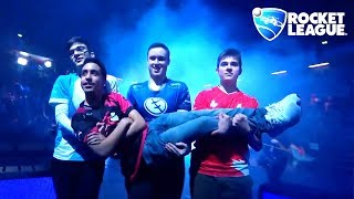 The true story behind the best goal in Rocket League history