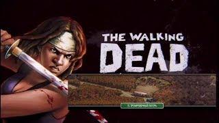 The Walking Dead: Road to Survival Тренировочный лагерь прохождение №17