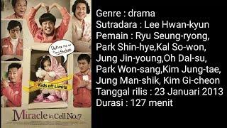Video sinopsis film korea miracle in cell no 7 download MP3, 3GP, MP4, WEBM, AVI, FLV November 2019